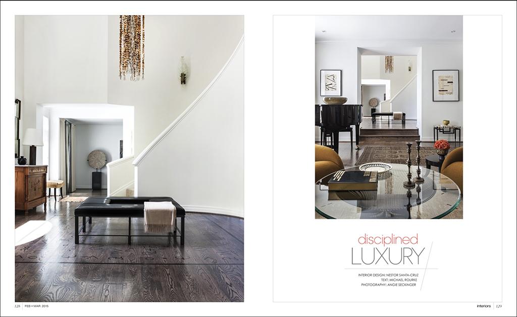 Furnish decorador de interiores threesome coffee table in for Furnish decorador de interiores